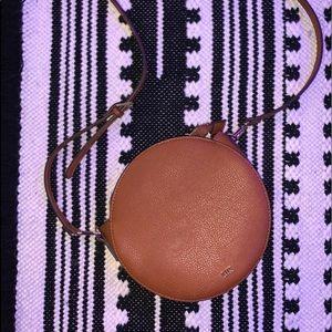 Handbags - Collection XIIX Brown Round Purse